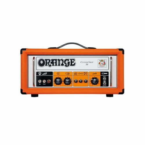 Jeu de lampes de rechange pour Orange AD50 Custom Shop