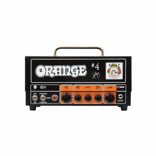 Jeu de lampes de rechange pour Orange Signature 4 Jim Root Terror