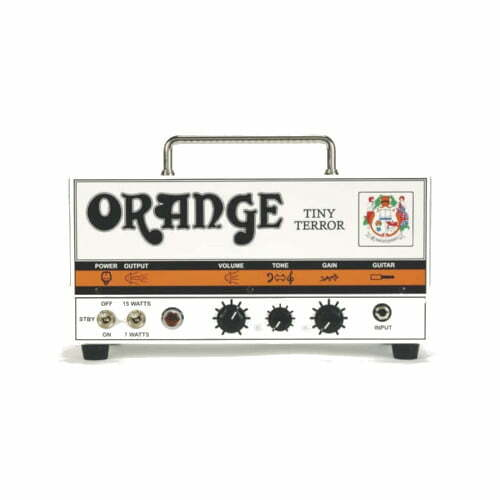 Jeu de lampes de rechange pour Orange Tiny Terror TT15H