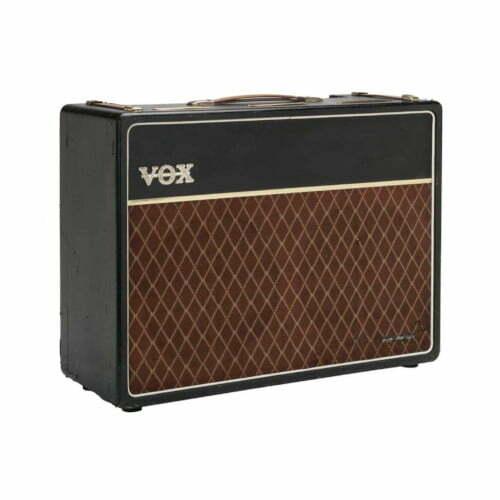 Jeu de lampes de rechange pour Vox AC30 Custom Classic CC1, CC2, CC2X and CC Head